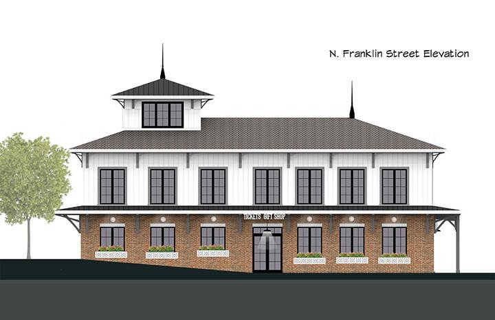 Franklin St.Seneca Harbor Station_Ramsgard