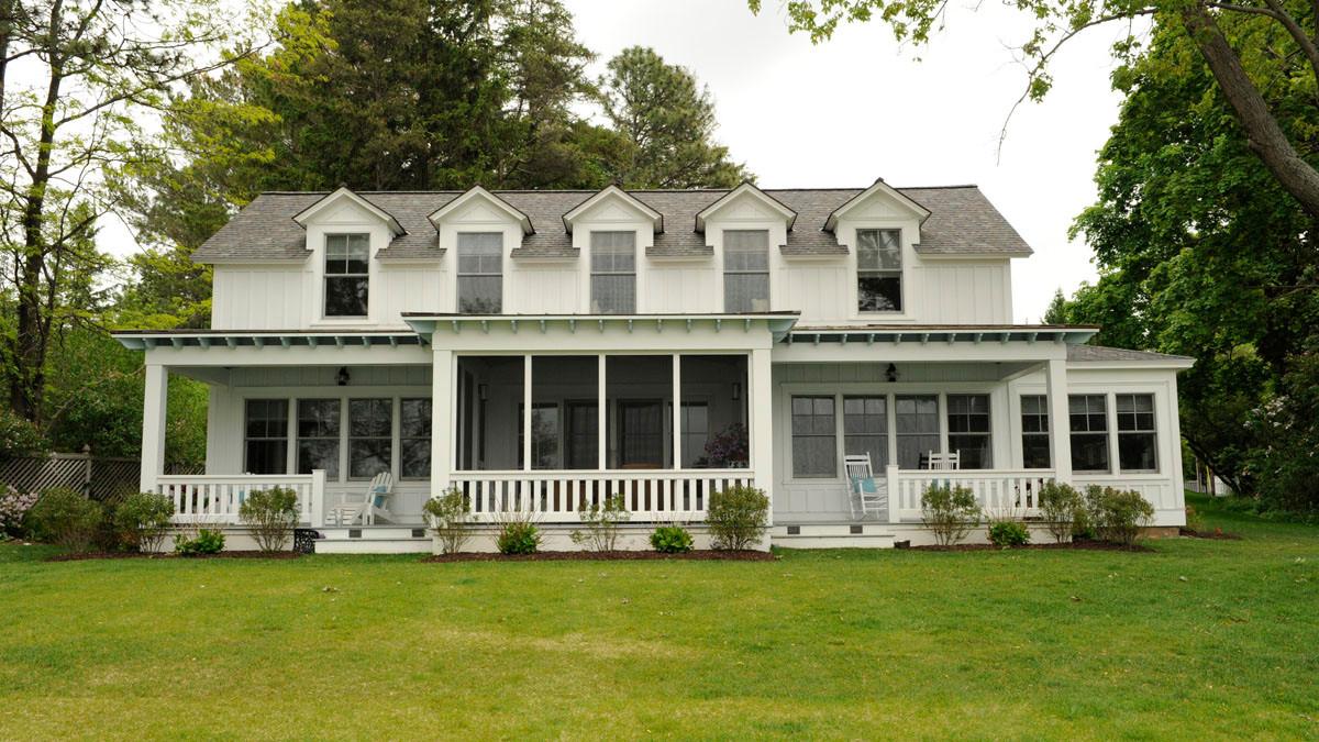 Farmhouse House porch_Ramsgard