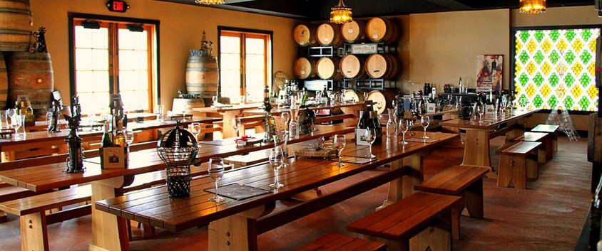 Tasting Room Magnus Ridge Winery_Ramsgard