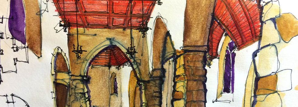 Wine Cellar at Merlot _Ramsgard