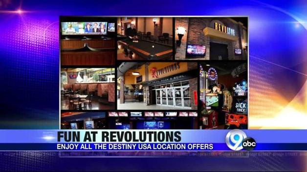 Bridge Street- Revolutions Destiny USA Bowling Media _Ramsgard