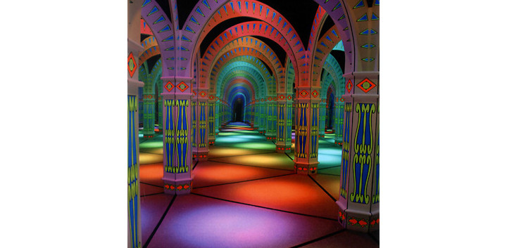 Amazing_Mirror_Maze_Wonder-Works DestinyUSA Family Fun_Ramsgard