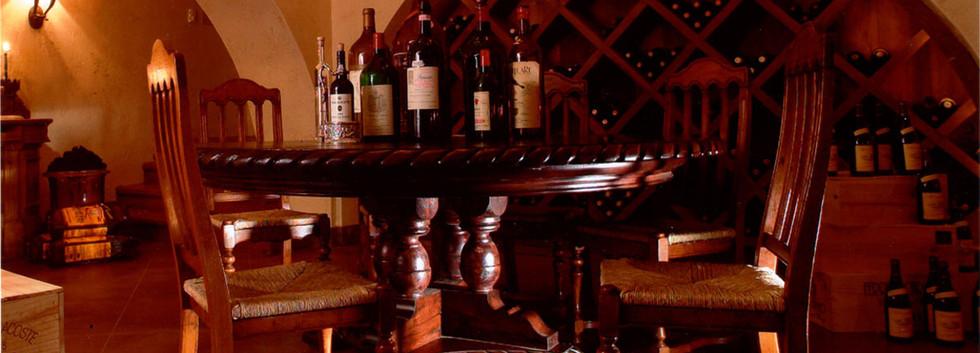 Wine Cellar Table _Ramsgard