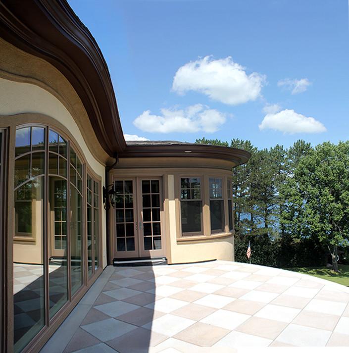Terrace Italianate Skaneatleles _Ramsgard