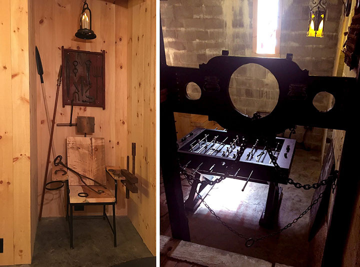 Torture Leary Castle _Ramsgard