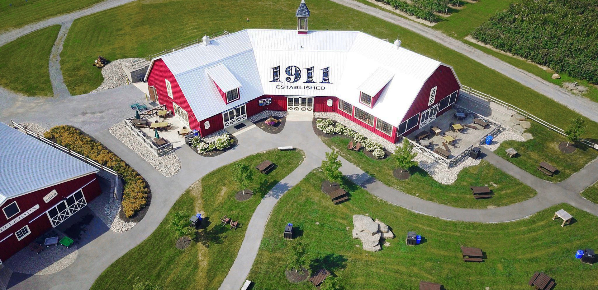 Areal 1911 Established Distillery Lafayette NY_Ramsgard