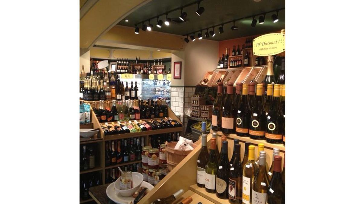 Wine SelectionEatzi's Market Dallas_Ramsgard