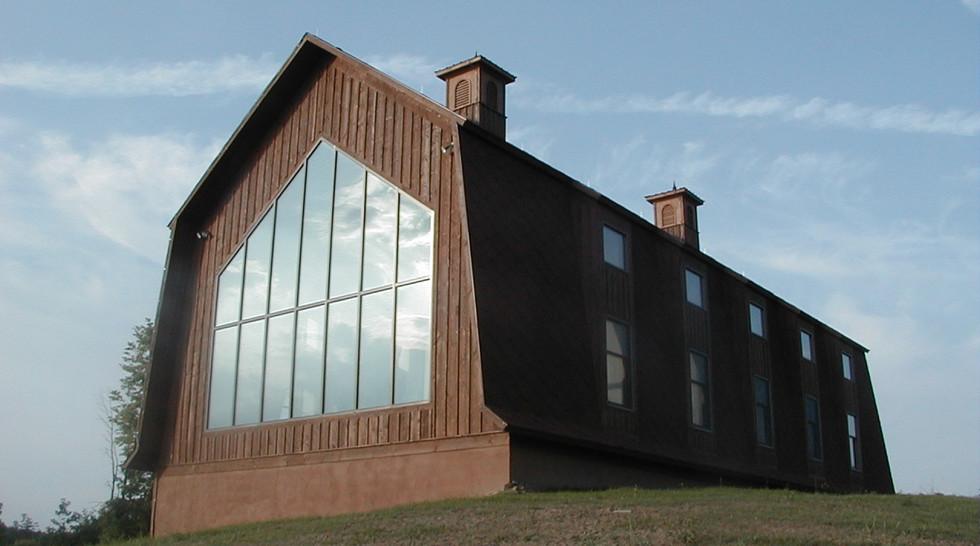 Modern Barn _Ramsgard