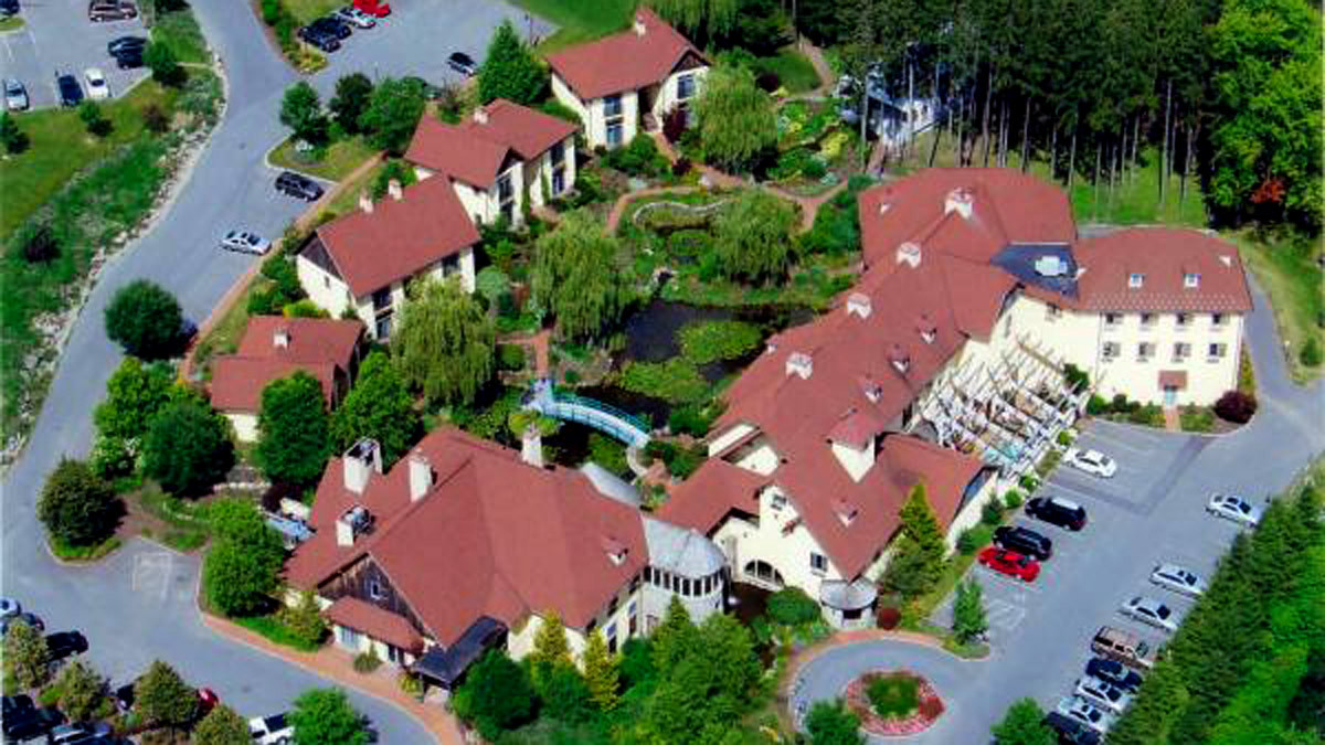 Resort-Map Mirbeau Inn & Spa _Ramsgard