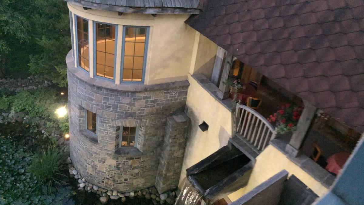 Waterfall Mirbeau Inn & Spa _Ramsgard