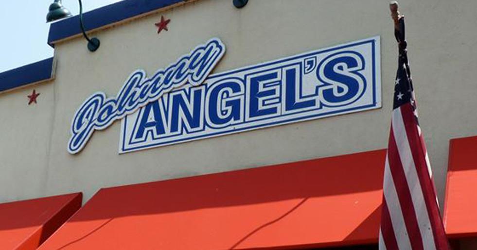 Sign Johnny Angel's Skaneateles_Ramsgard
