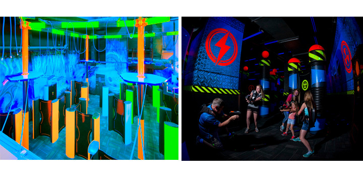 Wonderworks Laser Tag Wonder-Works DestinyUSA Family Fun_Ramsgard