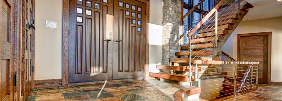 Entry Door Arts & Crafts Skaneateles _Ramsgard