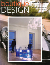 Boutique Design for High End Hospitality