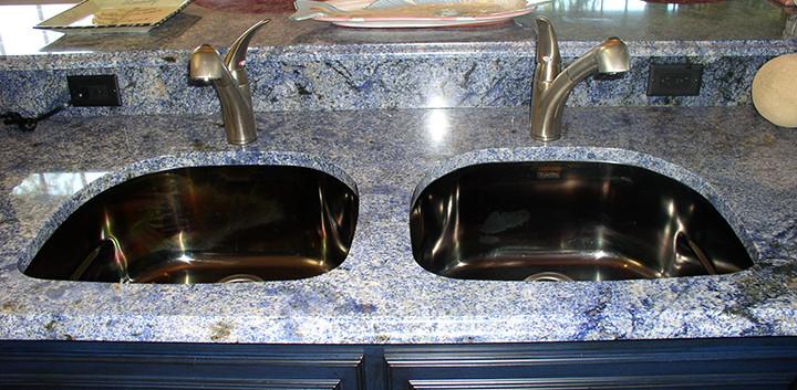 Kitchen Sink Skaneateles Boat house Arts & Crafts_Ramsgard