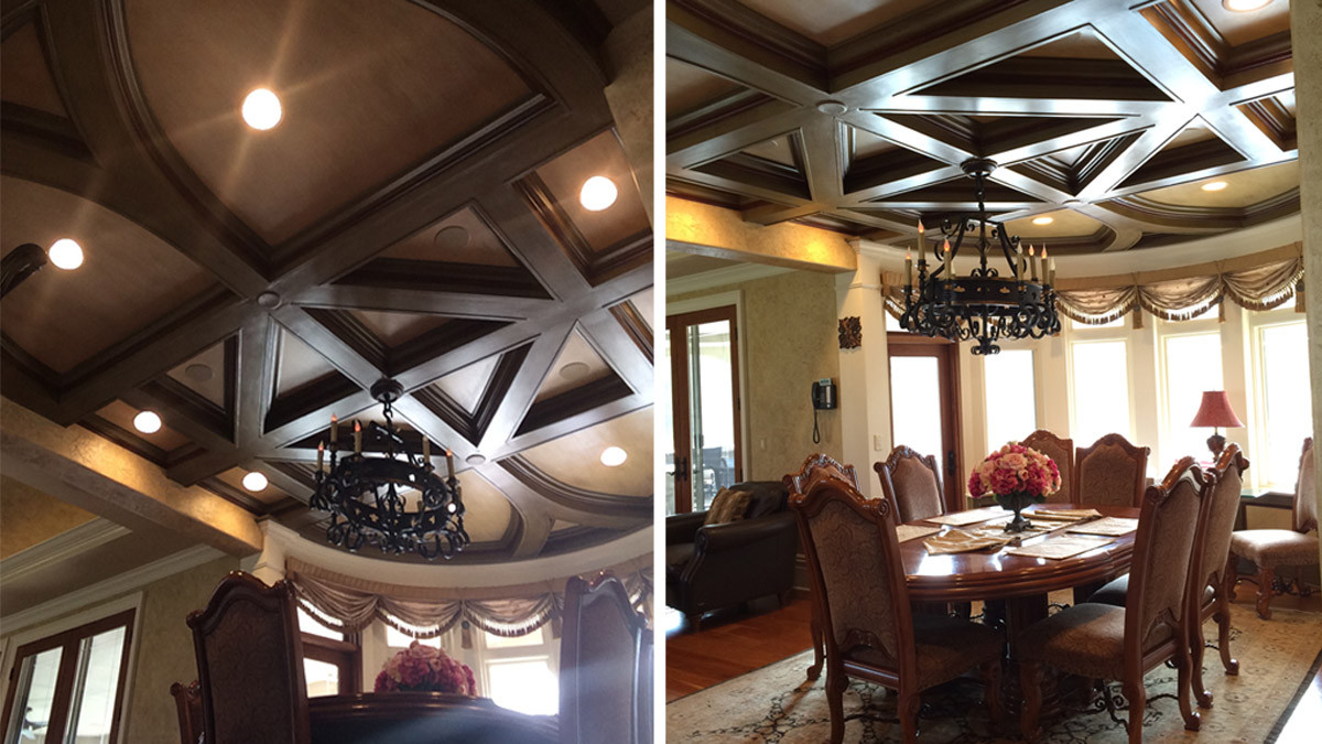 dining room coffered ceilinggrand estate skaneatles _Ramsgard.jpg