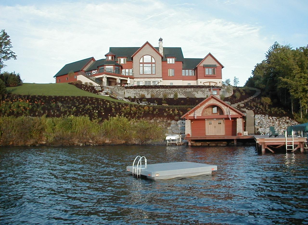 Lake Residence House_Ramsgard