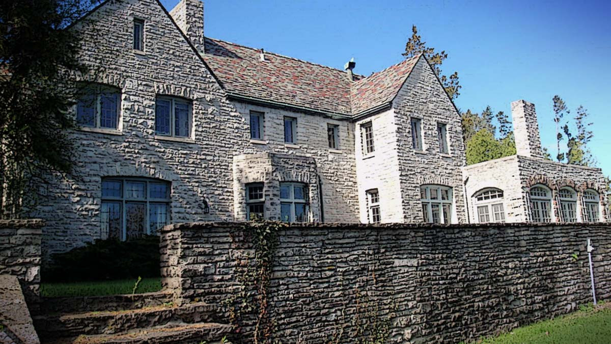 Chase Castle Exterior stone work_Ramsgard