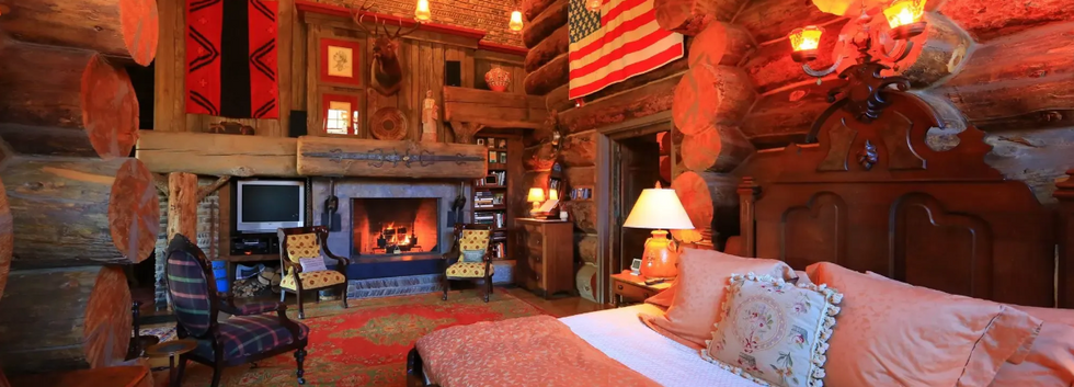 Savanah Dhu Bedroom Hunting Lodge_Ramsgard