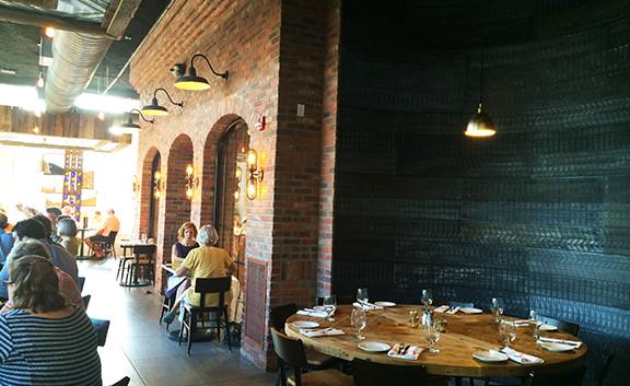 Green tile Banquet Coltivare Culinary Center ithaca_Ramsgard
