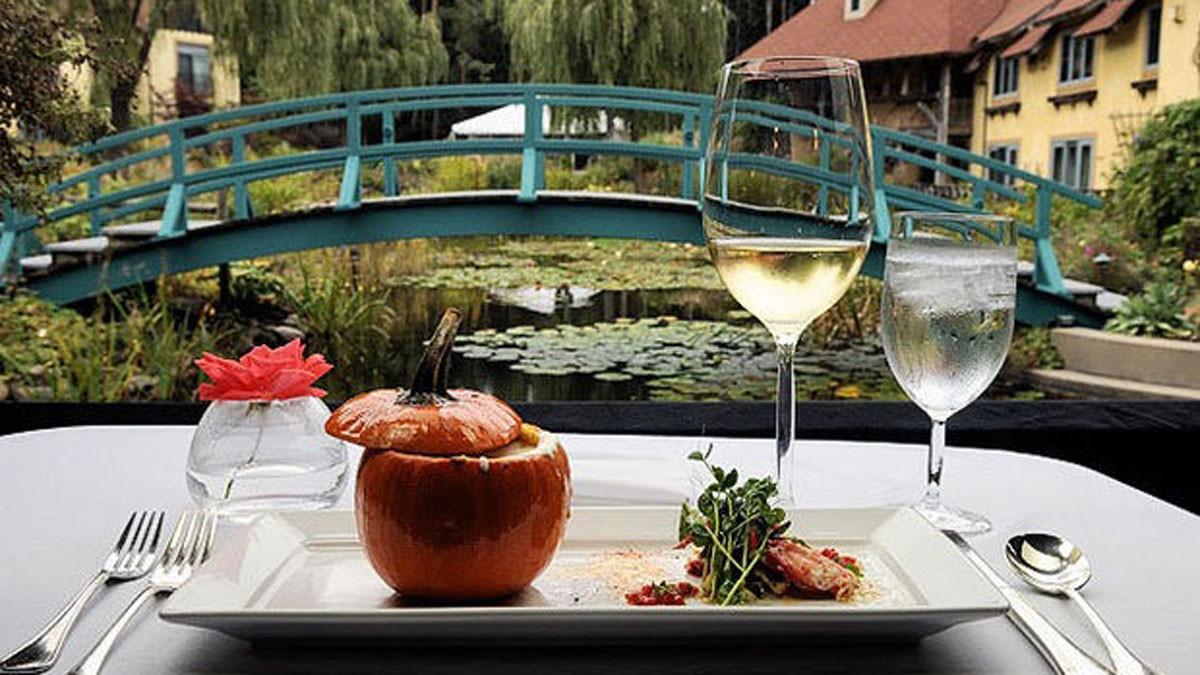 Mirbeau Inn & Spa fine dining_Ramsgard
