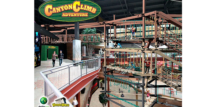 Canyon Climb Wonder-Works DestinyUSA Family Fun_Ramsgard