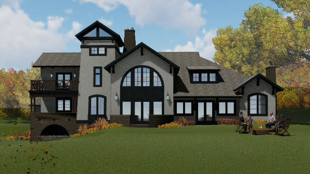 Rts and Crafts House_Ramsgard