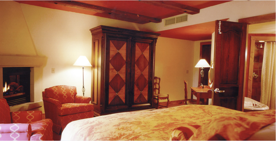 Room Mirbeau Inn & Spa _Ramsgard