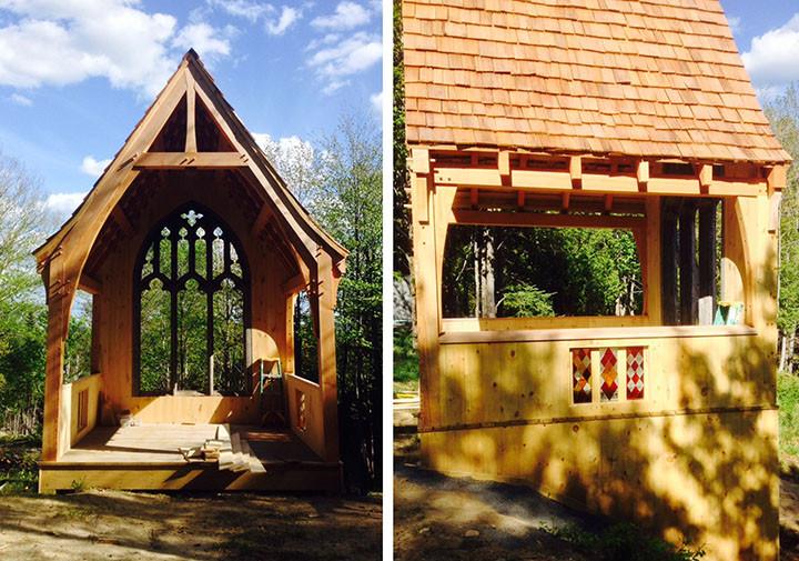 Chapel Leary Castle _Ramsgard