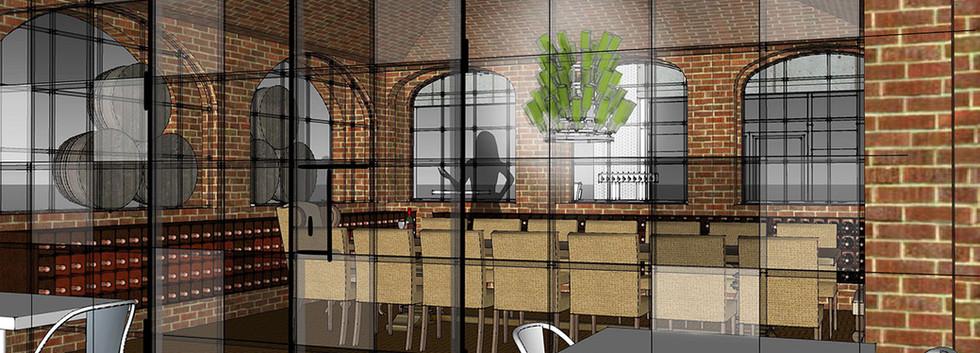 Private Room Coltivare Culinary Center ithaca_Ramsgard