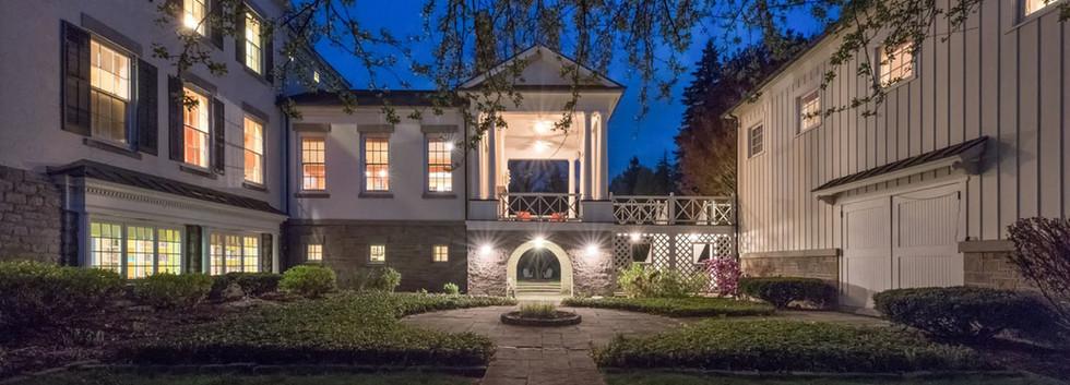 1833 William Fuller House Modern Greek Ramsgard