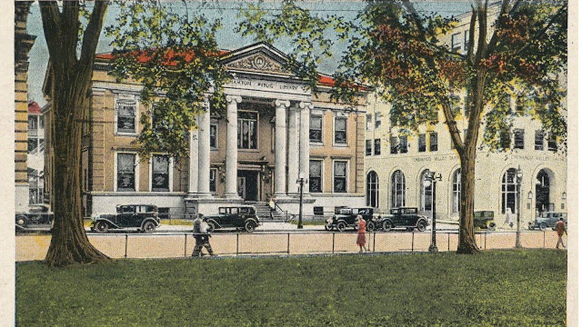Binghamton Carnegie Library_Ramsgard