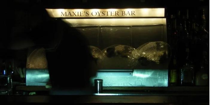 Maxie's Tank Interior Maxie's Supper Club Ithaca_Ramsgard