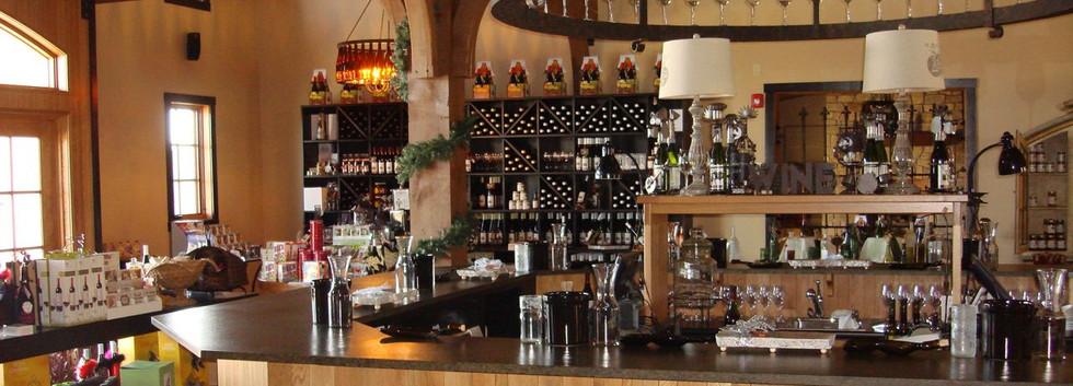 WIne Bar Magnus Ridge Winery_Ramsgard