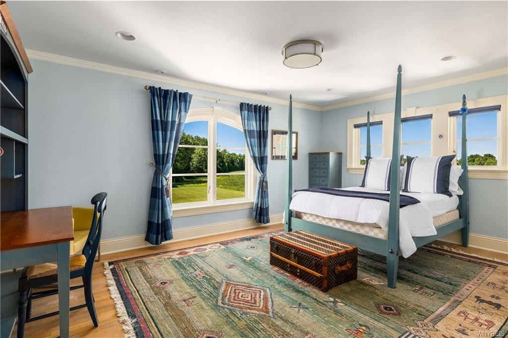 French Country_Chateau_Guest Bedroom_Ramsgard