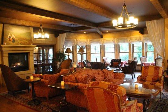 Dining room Mirbeau Inn & Spa _Ramsgard