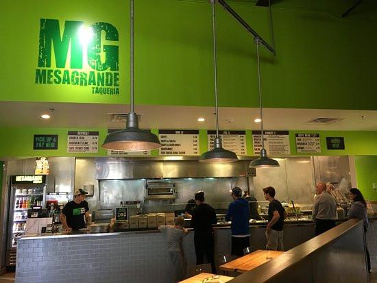 Ordering Line Camillus  Mesa Grande Mexican _Ramsgard