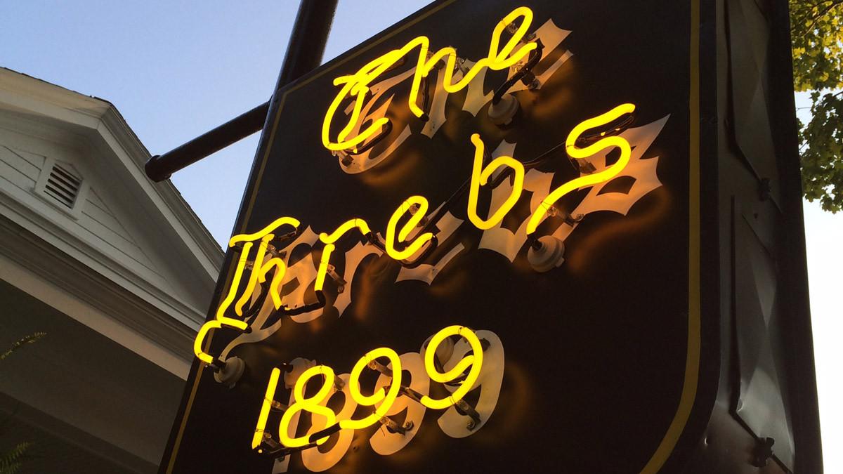 1899 Krebs Restaurant sign Skaneateles_Ramsgard