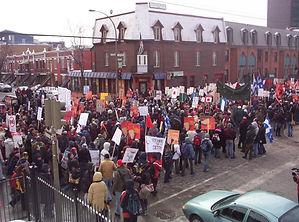 constat orleans huissier grève election