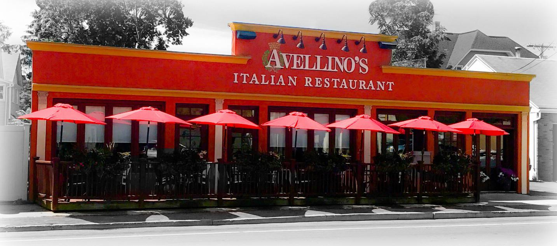 Italian Food Fairfield Avellino S Italian Restaurant