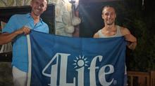 Euroasijský sraz a semináře lidí společnosti 4Life v Bulharsku