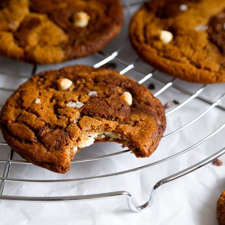 Stuffed Marble Cookies
