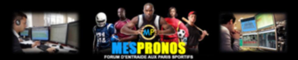 Mes Pronos - Forum d'entraide aux paris sportifs