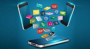 App development - Web Online Concept