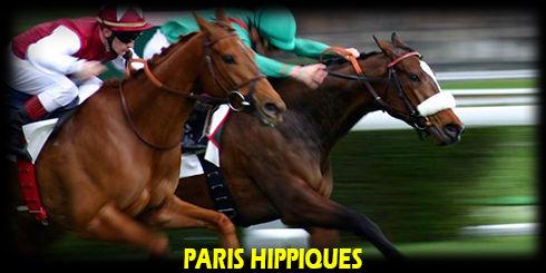 Paris hippiques Mes Pronos