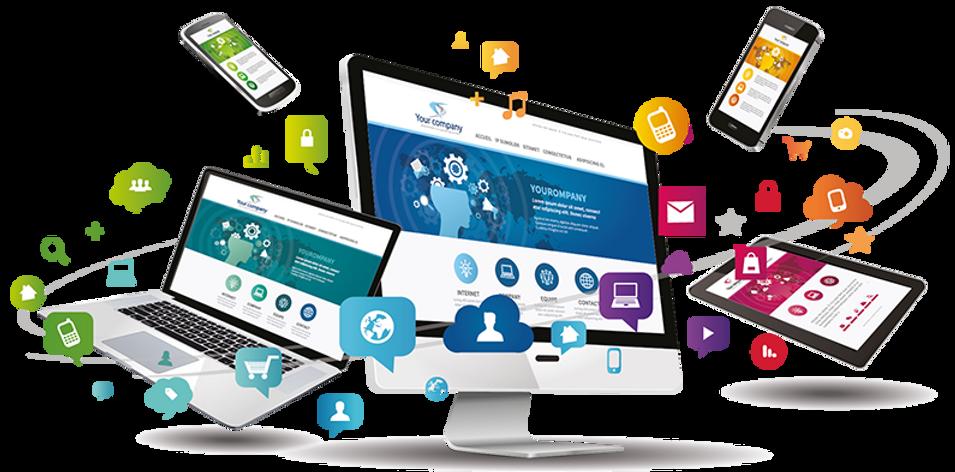 Web Online Concept