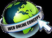 Legal Notices - Web Online Concept