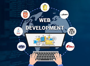 Web Developement - Web Online Concept
