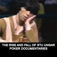 The Rise and Fall of Stu Ungar - Documentaire Poker - Mes Pronos