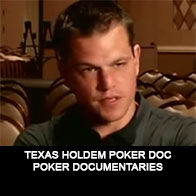Texas Holdem Poker - Documentaire Poker - Mes Pronos